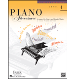 Hal Leonard Piano Adventures Popular Repertoire Level 4