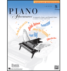 Hal Leonard Piano Adventures Popular Repertoire, Level 2A
