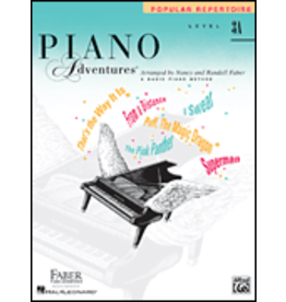 Hal Leonard Piano Adventures Popular Repertoire Level 3A