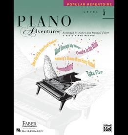 Hal Leonard Piano Adventures Popular Repertoire Level 5