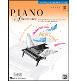 Hal Leonard Piano Adventures Popular Repertoire, Level 2B