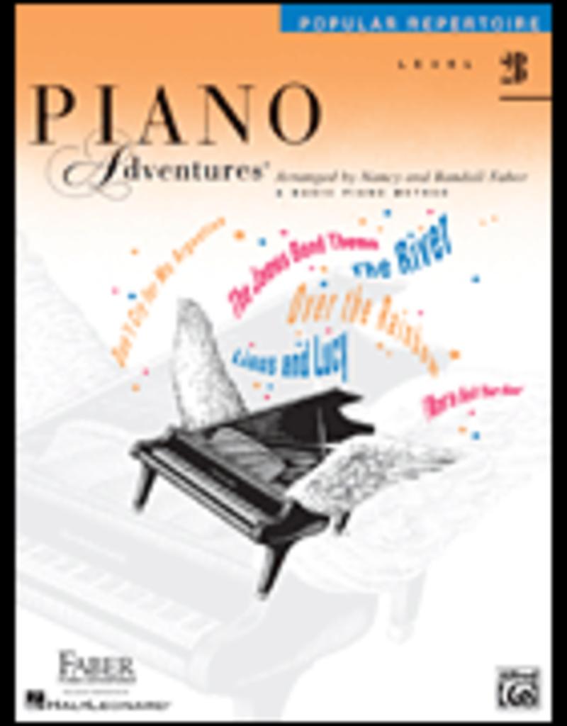 Hal Leonard Piano Adventures Popular Repertoire, Level 2B