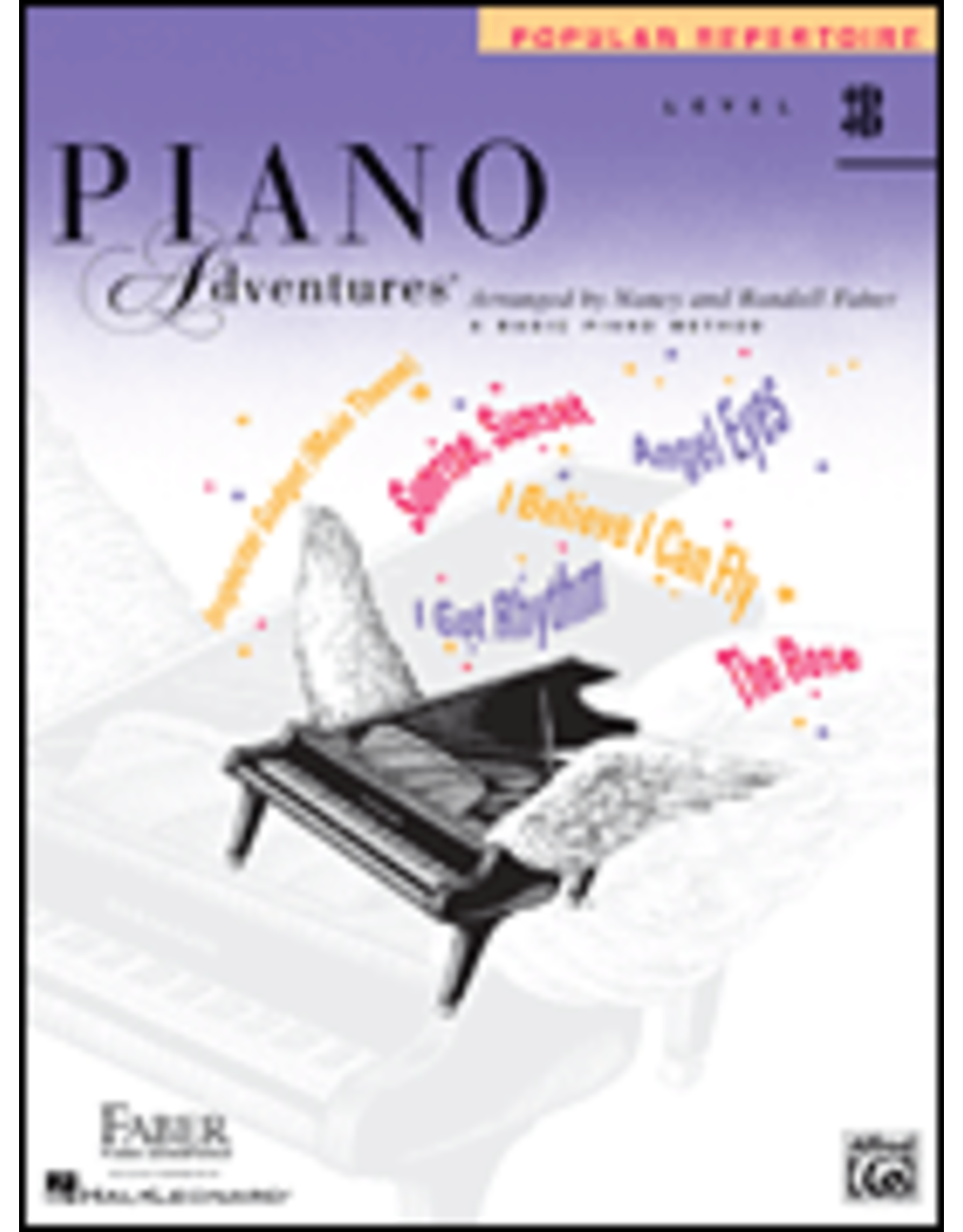Hal Leonard Piano Adventures Popular Repertoire Level 3B