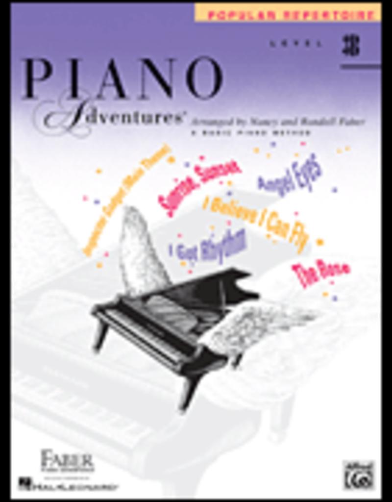 Hal Leonard Piano Adventures Popular Repertoire Level 3B