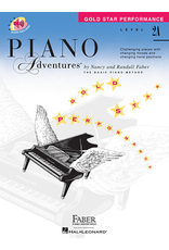 Hal Leonard Piano Adventures Gold Star Performance, level 2A