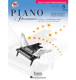 Hal Leonard Piano Adventures Gold Star Performance, Level 2A