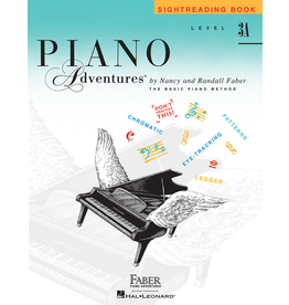 Hal Leonard Piano Adventures Sightreading Level 3A