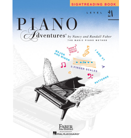 Hal Leonard Piano Adventures Sightreading Level 2A