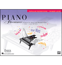 Hal Leonard Piano Adventures Popular Repertoire, Primer Level
