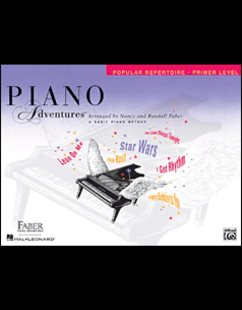 Hal Leonard Piano Adventures Popular Repertoire, Primer Level