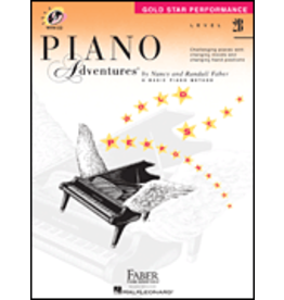 Hal Leonard Piano Adventures Gold Star Performance, Level 2B