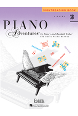 Hal Leonard Piano Adventures Sightreading Level 3B