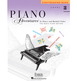 Hal Leonard Piano Adventures Sightreading Level 3B