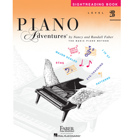 Hal Leonard Piano Adventures Sightreading Book Level 2B
