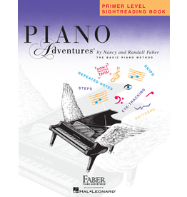 Hal Leonard Piano Adventures Sightreading Book Primer Level
