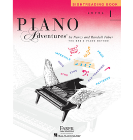 Hal Leonard Piano Adventures Sightreading Book Level 1