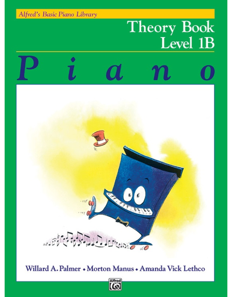 Alfred Alfred's Basic Piano Library, Theory Book Level 1B