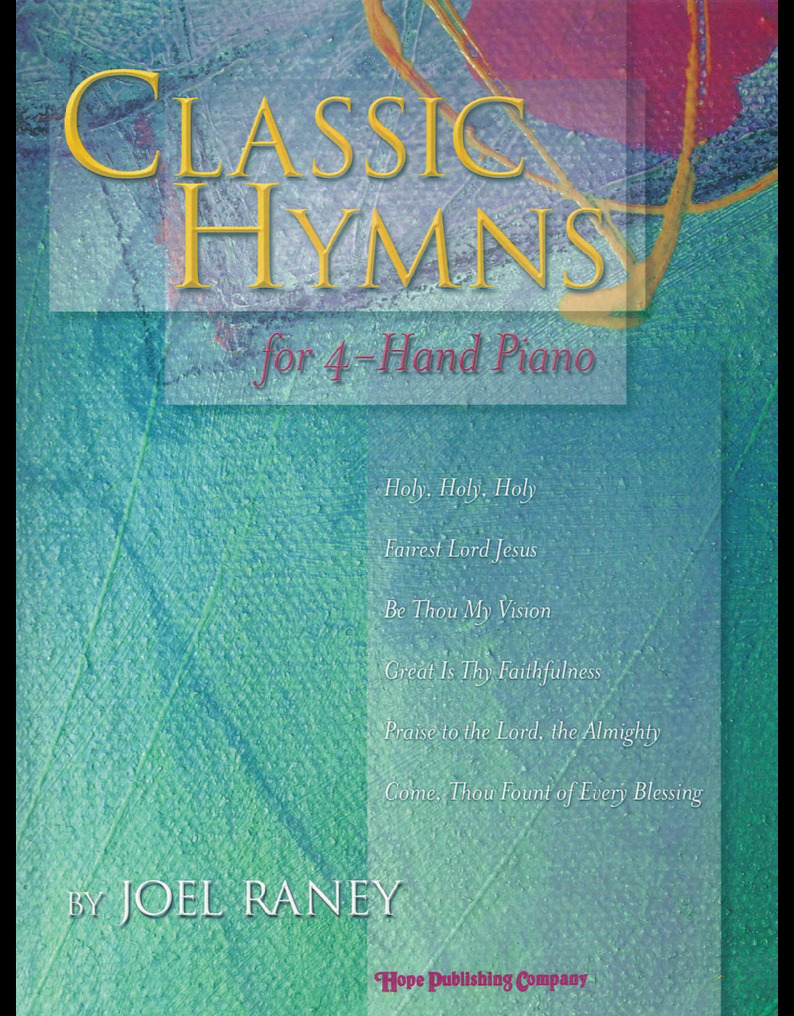 Hope Publishing Classic Hymns Piano Duets