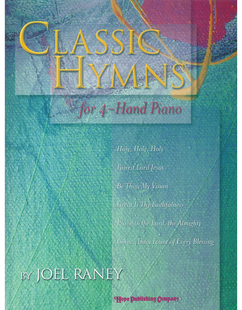 Hope Publishing Classic Hymns Piano Duets