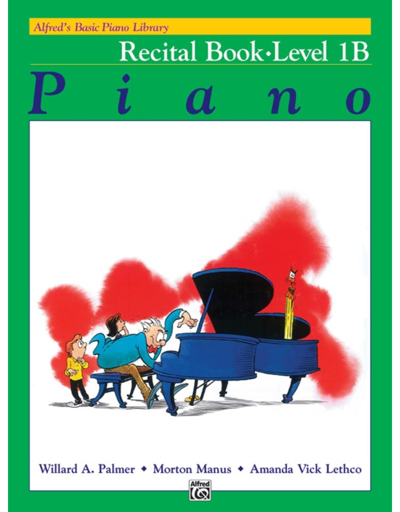 Alfred Alfred's Basic Piano Library, Recital Book Level 1B