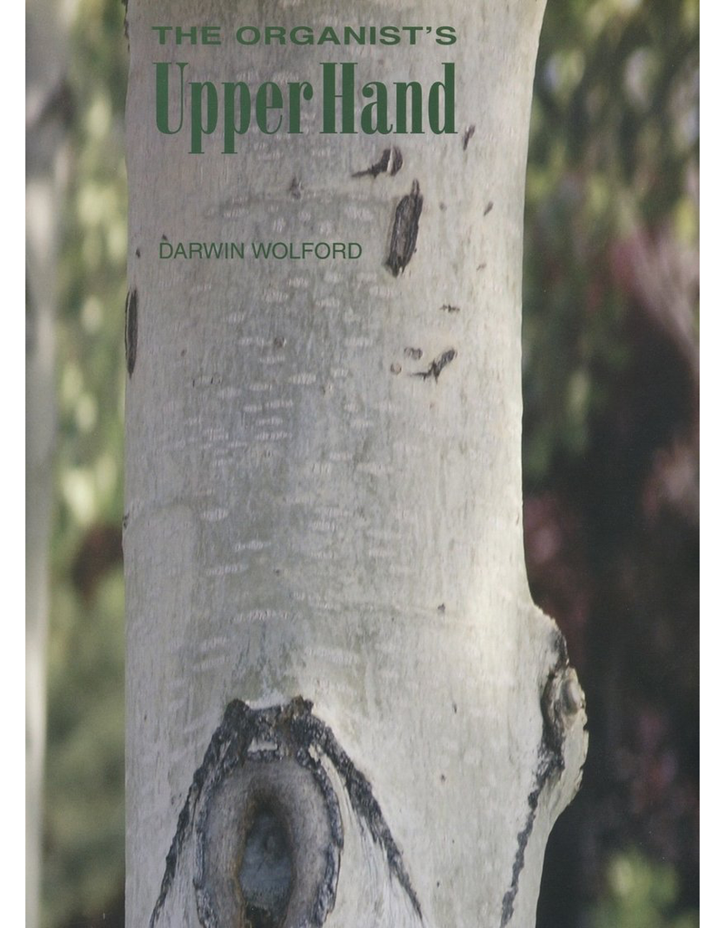 Jackman Music Organist's Upper Hand Book 1 by Darwin Wolford