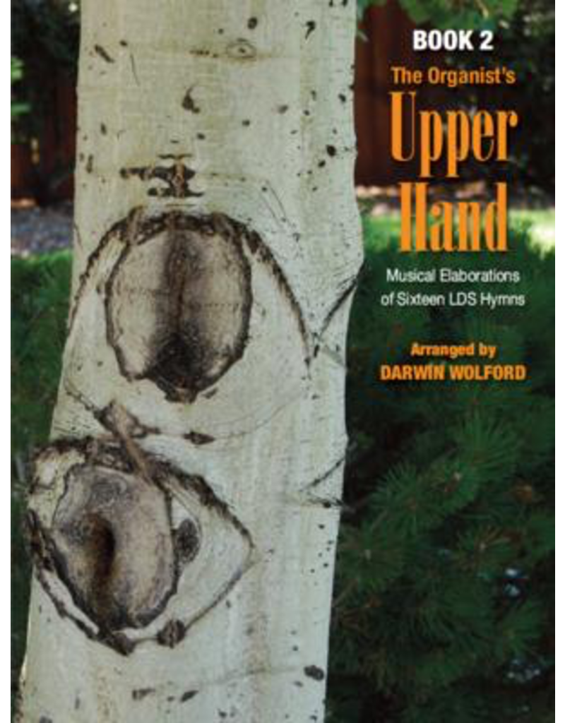 Jackman Music Organist's Upper Hand Book 2 by Darwin Wolford