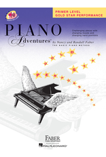 Hal Leonard Piano Adventures Gold Star Performance, Primer Level