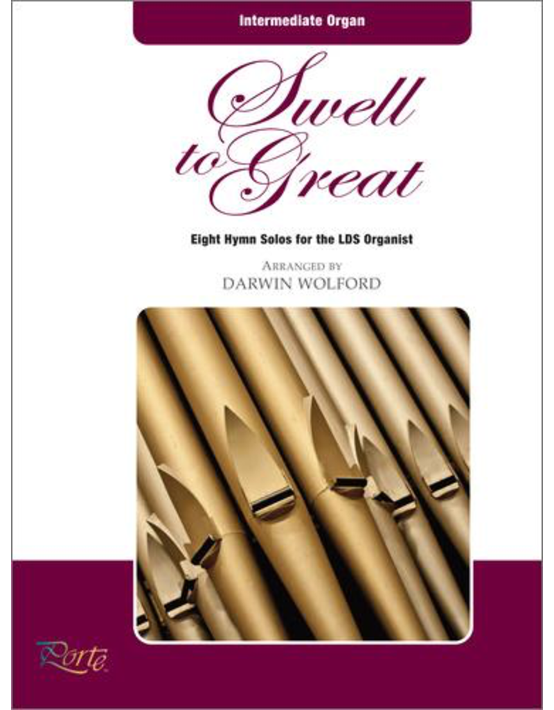 Jackman Music Swell to Great for Organ arr. Darwin Wolford