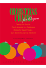 Jackman Music Christmas Chains for Organ<br />Song List (25)<br />By Various. Arranged by Brent Jorgensen. For Organ Book. Christmas. Medium. Published by Jackman Music Corporatio