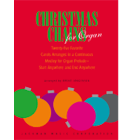 Jackman Music Christmas Chains for Organ<br />