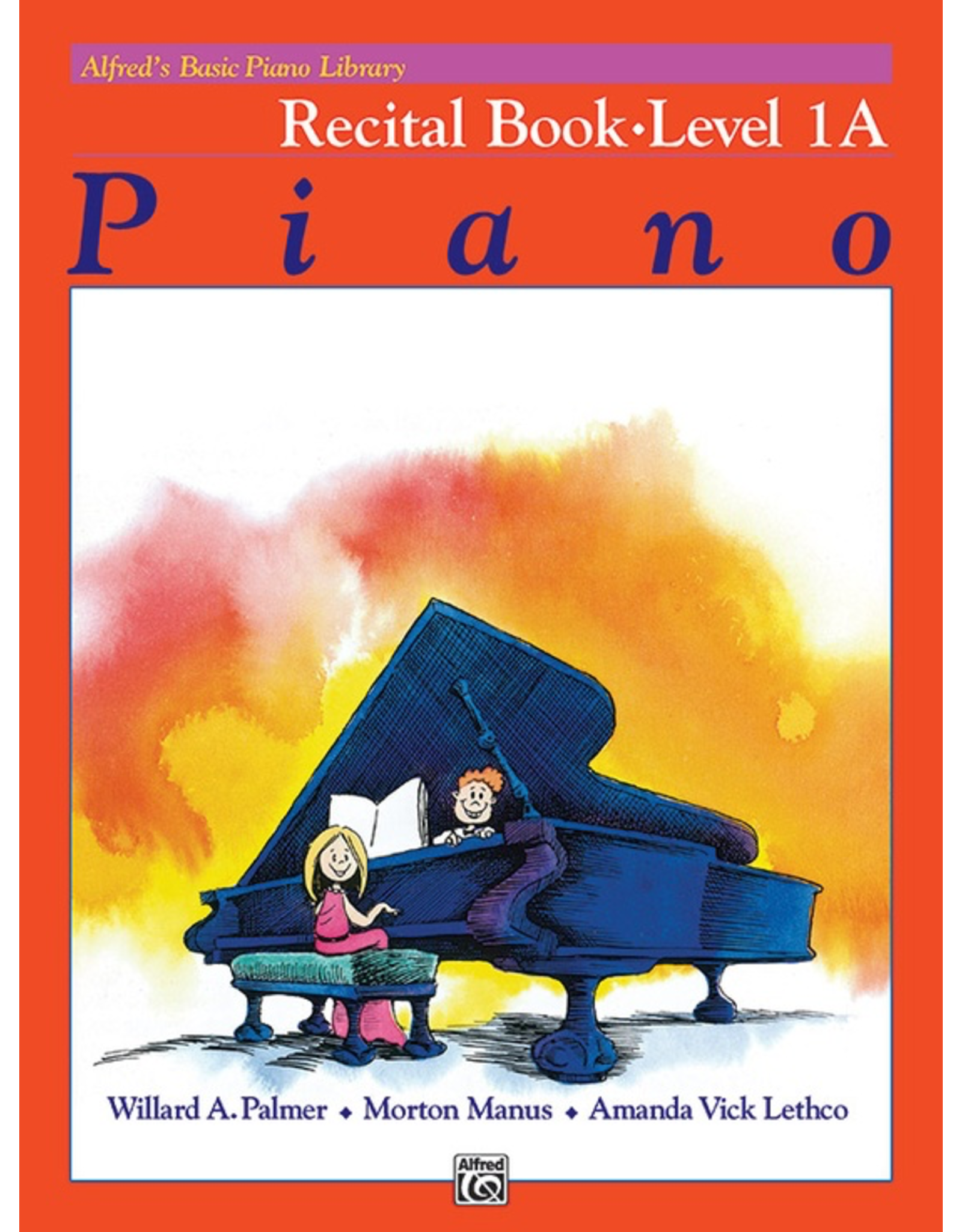 Alfred Alfred's Basic Piano Library Recital Level 1A