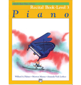 Alfred Alfred's Basic Piano Library, Recital Book Level 3