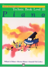 Alfred Alfred's Basic Piano Library Technic Book Level 1B