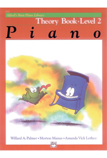 Alfred Alfred's Basic Piano Library Theory Book Level 2