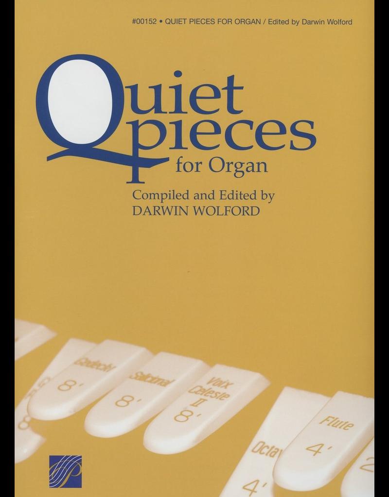 Jackman Music Quiet Pieces for Organ Solo
