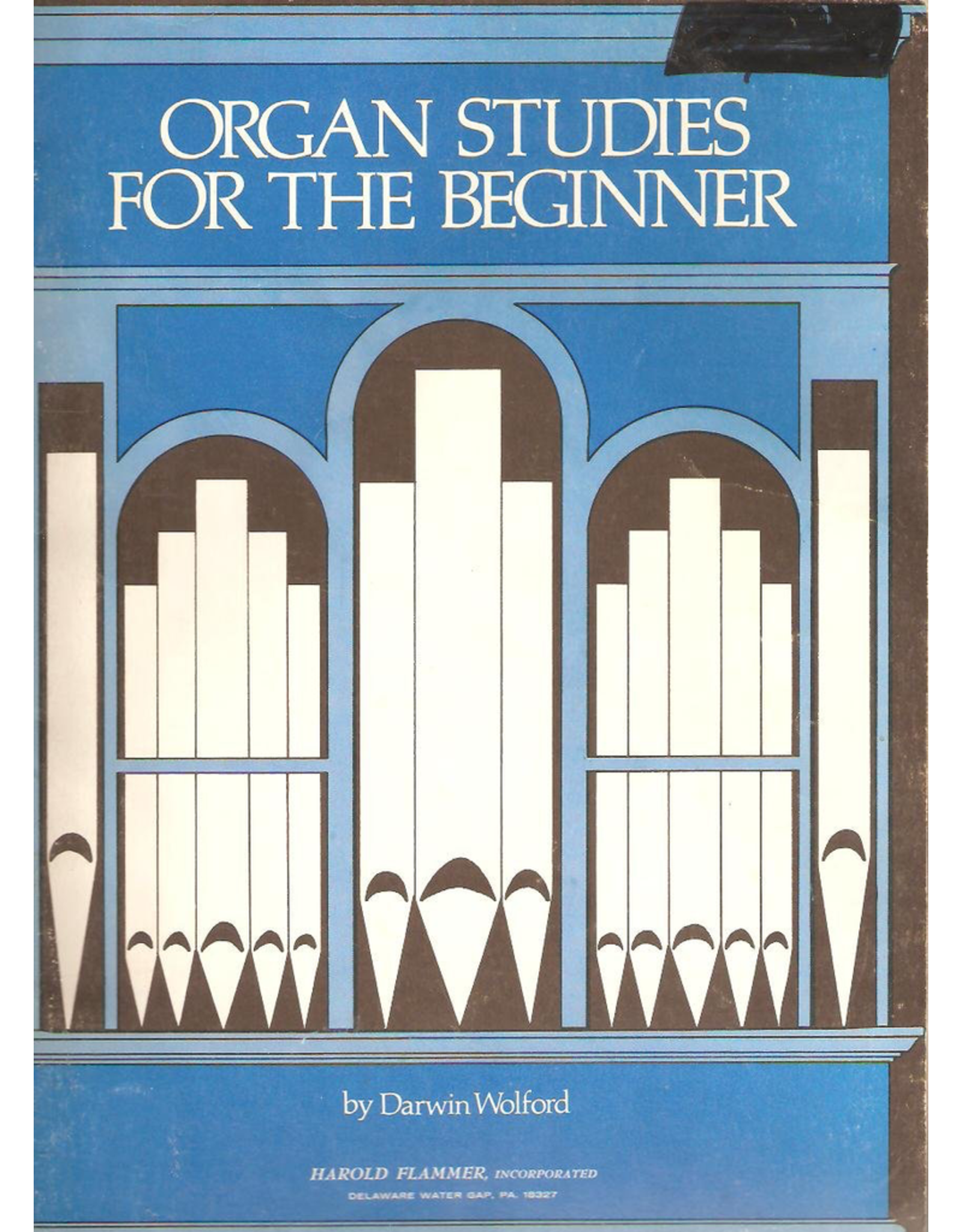 Hal Leonard Organ Studies for the Beginner Darwin Wolford