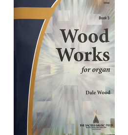 Lorenz Wood Works for Organ Book 3 by Dale Wood