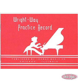 Chesbro Wright-Way Practice Record