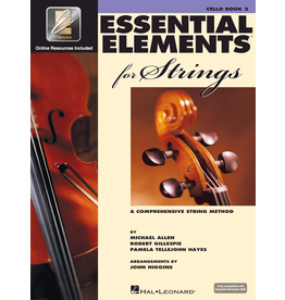 Hal Leonard Essential Elements Book 2 Cello