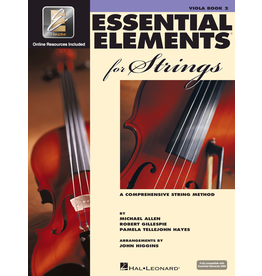 Hal Leonard Essential Elements Book 2 Viola