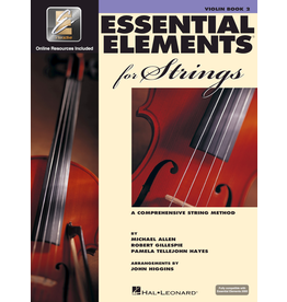 Hal Leonard Essential Elements Book 2 Violin