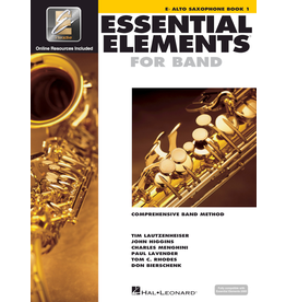 Hal Leonard Essential Elements Book 1 Alto Sax