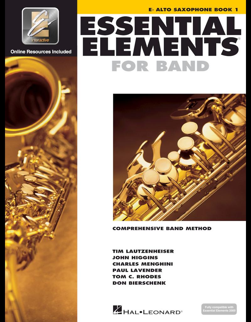 Hal Leonard Essential Elements Book 1 Alto Sax