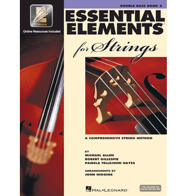 Hal Leonard Essential Elements Book 2 Double Bass