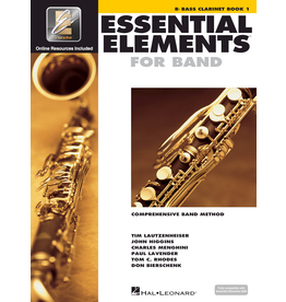 Hal Leonard Essential Elements Book 1 Bass Clarinet