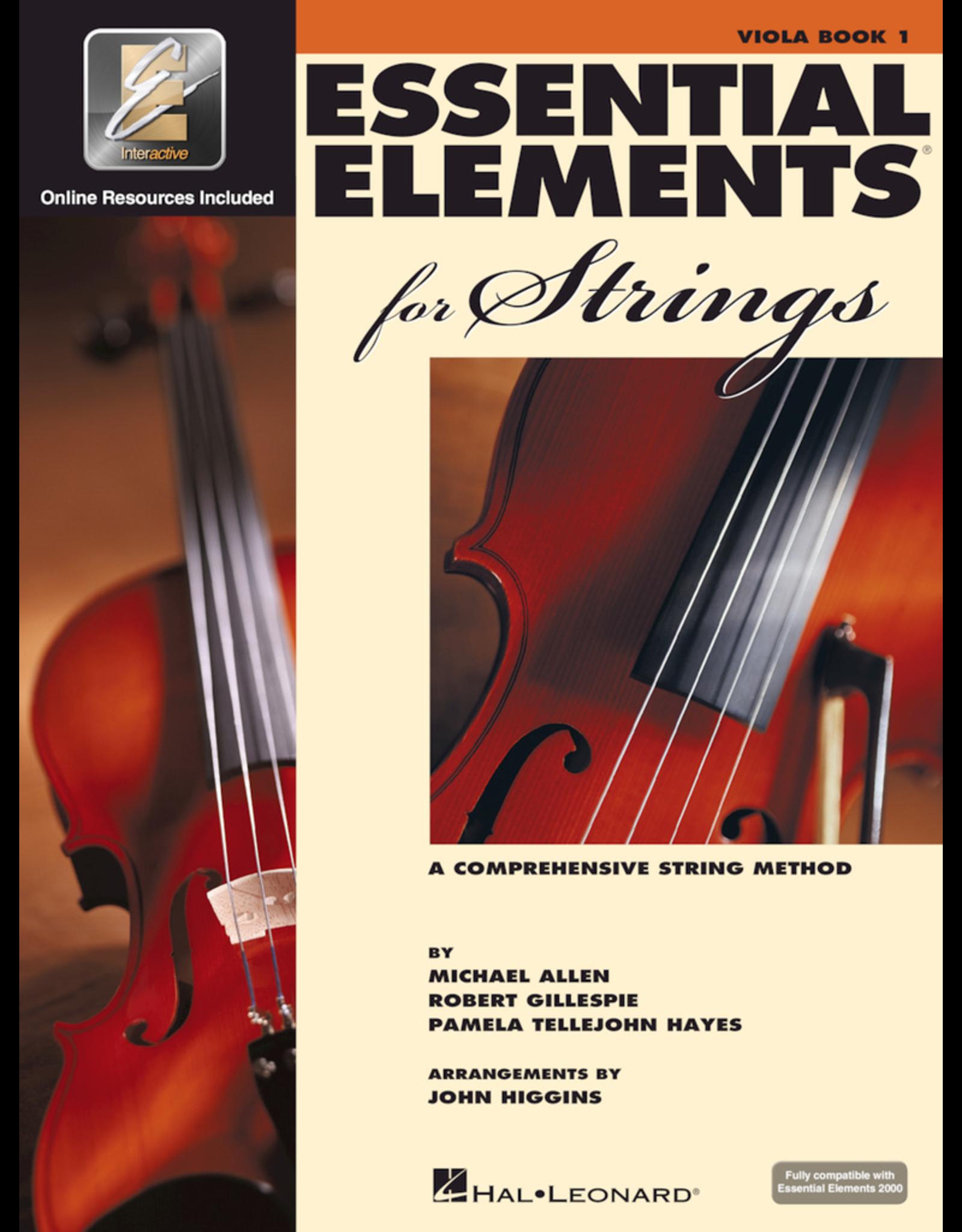Hal Leonard Essential Elements Book 1 Viola