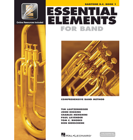Hal Leonard Essential Elements Book 1 Baritone B.C.