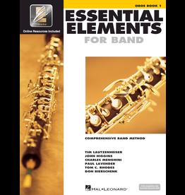 Hal Leonard Essential Elements Book 1 Oboe