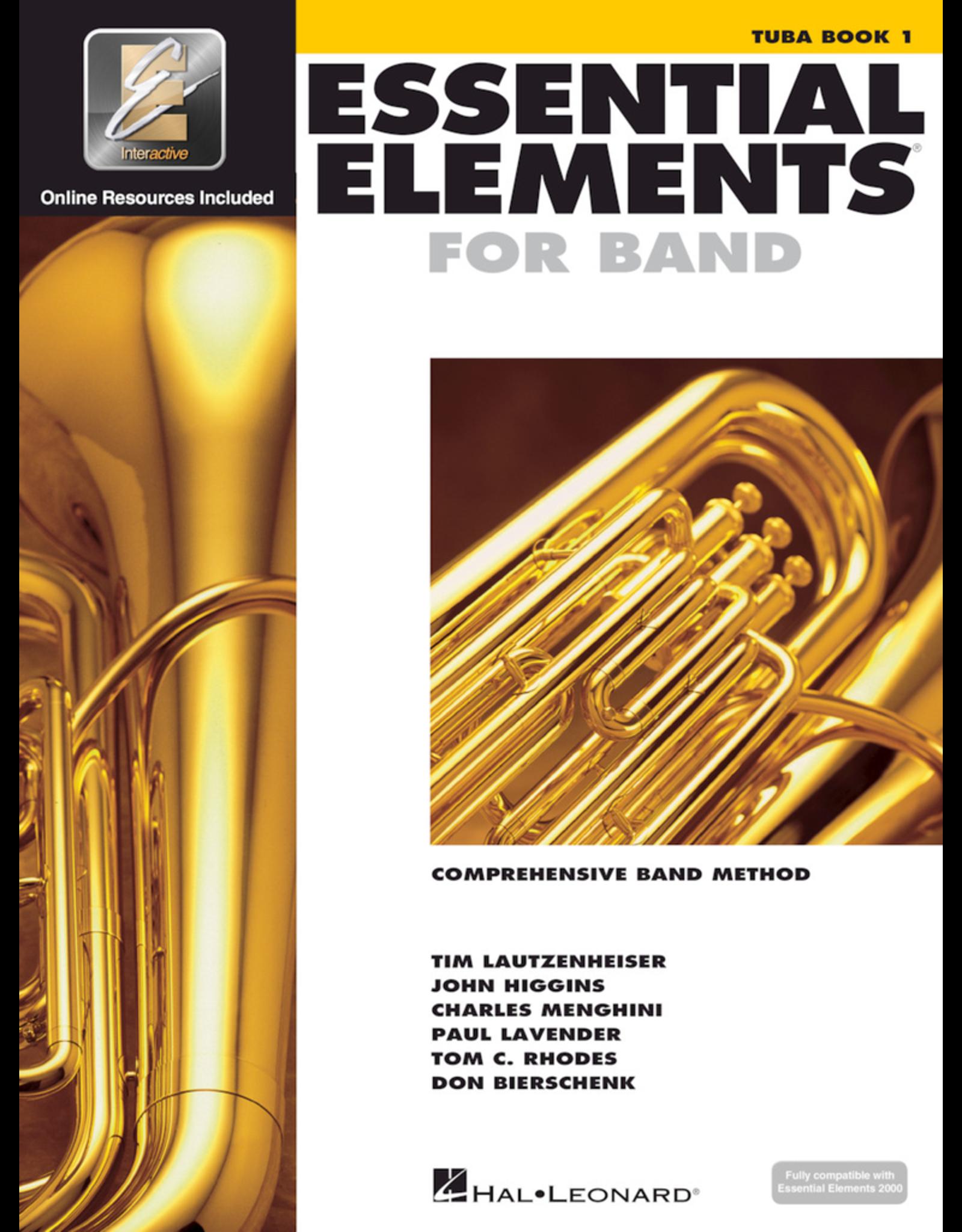 Hal Leonard Essential Elements Book 1 Tuba