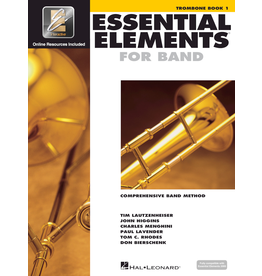 Hal Leonard Essential Elements Book 1 Trombone